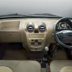 Mahindra Supro Maxitruck dashboard official picture