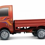 Mahindra Supro Maxitruck side official picture