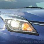 Maruti Baleno Diesel headlights Review