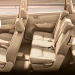 Maruti Ertiga facelift airbags press shots