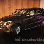 Mercedes GLE M Class facelift India launch