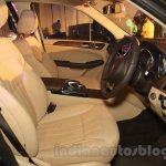 Mercedes GLE front seats India launch