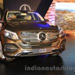 Mercedes GLE grille India launch