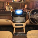 Mercedes GLE interior India launch