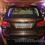 Mercedes GLE rear India launch