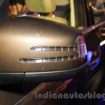 Mercedes GLE side mirror India launch