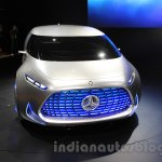 Mercedes Vision Tokyo front at the 2015 Tokyo Motor Show