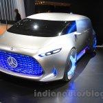 Mercedes Vision Tokyo front quarter at the 2015 Tokyo Motor Show