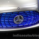 Mercedes Vision Tokyo grille at the 2015 Tokyo Motor Show