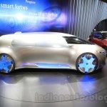 Mercedes Vision Tokyo side at the 2015 Tokyo Motor Show