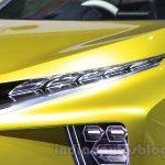 Mitsubishi eX Concept headlamp at the Tokyo Motor Show 2015