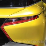 Mitsubishi eX Concept taillamp at the Tokyo Motor Show 2015