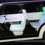 Nissan Teatro for Dayz concept interior at the 2015 Tokyo Motor Show