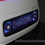 Nissan Teatro for Dayz concept rear bumper at the 2015 Tokyo Motor Show