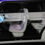 Nissan Teatro for Dayz concept seats at the 2015 Tokyo Motor Show