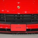 Porsche Macan GTS grille at 2015 Tokyo Motor Show
