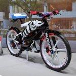 Suzuki Feel Free Go at the 2015 Tokyo Motor Show