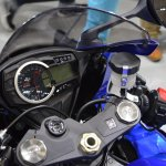 Suzuki GSX-R1000 ABS 30th Anniversary Edition instrument panel