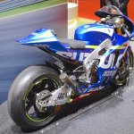 Suzuki GSX-RR rear three quarters