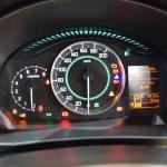 Suzuki Ignis cluster at 2015 Tokyo Motor Show