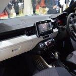 Suzuki Ignis interior at 2015 Tokyo Motor Show