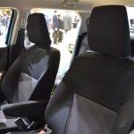 Suzuki Ignis seats at 2015 Tokyo Motor Show