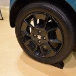 Suzuki Ignis wheels at 2015 Tokyo Motor Show
