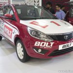 Tata Bolt Rally front quarter APS 2015