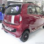 Tata GenX Nano rear quarter with sunroof at APS 2015