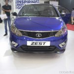 Tata Zest Executive front at APS 2015