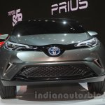 Toyota C-HR concept front at the 2015 Tokyo Motor Show