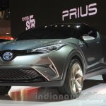Toyota C-HR concept front quarter at the 2015 Tokyo Motor Show