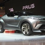 Toyota C-HR concept front quarters at the 2015 Tokyo Motor Show