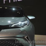 Toyota C-HR concept headlight at the 2015 Tokyo Motor Show