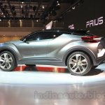 Toyota C-HR concept profile at the 2015 Tokyo Motor Show