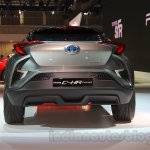 Toyota C-HR concept rear at the 2015 Tokyo Motor Show