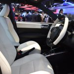 Toyota Corolla Cross Fielder front cabin at the 2015 Tokyo Motor Show