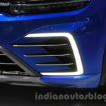 VW Tiguan GTE concept foglight at the 2015 Tokyo Motor Show
