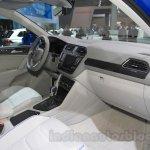 VW Tiguan GTE concept interior at the 2015 Tokyo Motor Show