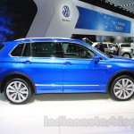 VW Tiguan GTE concept profile at the 2015 Tokyo Motor Show
