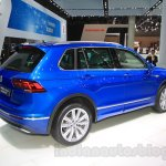 VW Tiguan GTE concept rear end at the 2015 Tokyo Motor Show