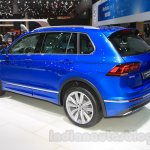 VW Tiguan GTE concept rear quarter at the 2015 Tokyo Motor Show