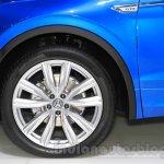 VW Tiguan GTE concept wheel at the 2015 Tokyo Motor Show