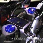 Yamaha MWT-9 cluster at 2015 Tokyo Motor Show