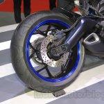 Yamaha MWT-9 disc brakes at 2015 Tokyo Motor Show