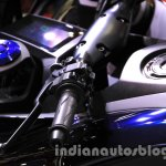 Yamaha MWT-9 handlebar at 2015 Tokyo Motor Show
