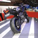 Yamaha MWT-9 rear quarters at 2015 Tokyo Motor Show