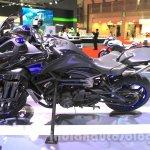 Yamaha MWT-9 side at 2015 Tokyo Motor Show