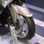 Yamaha NMAX 125 disc brake at 2015 Tokyo Motor Show