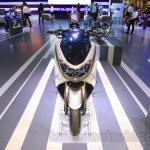 Yamaha NMAX 125 front at 2015 Tokyo Motor Show
